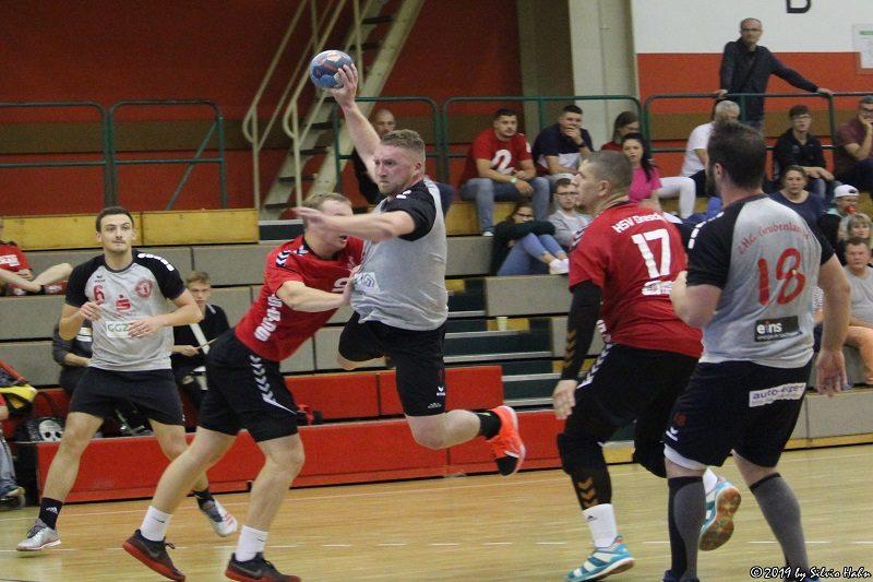 ZHC gewinnt gegen HSV Dresden